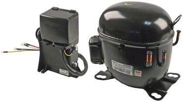 Cookmax Kompressor NT6226GK 50Hz 18,1kg Höhe 234mm 22,4 cm³ 1 HP