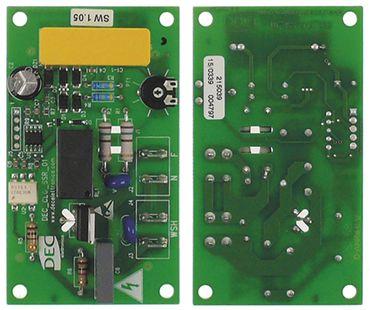 Colged Platine für Spülmaschine Neotech-600, 915211 Breite 50mm