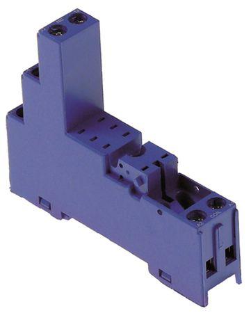 FINDER 95.95.3 Relais-Sockel für Relais-Serie 40.52 2CO 250V AC
