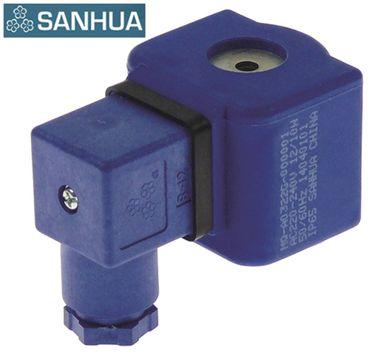 SIRAI Magnetspule Aufnahme ø 12mm AC Hz Höhe 43mm 14VA 230V AC 14V 230VAC