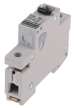 ABL SURSUM Leitungsschutzschalter Schraubanschluss 1-polig C 20A