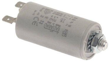 Betriebskondensator 74.742.178 Anschluss Flachstecker 6,3mm 450V