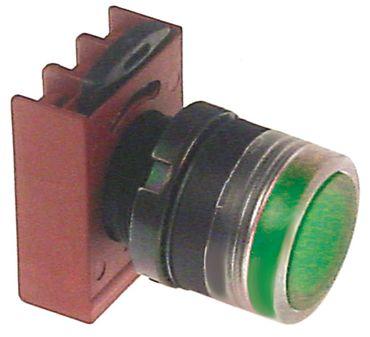 Alimacchine Drucktaste für Teigknetmaschine NT40, NT20, NT30