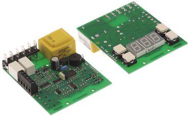 Afinox Anzeigeplatine CT1TM0010003 für Schockfroster Breite 80mm