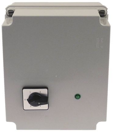Drehzahlregler EHN 3/1 mit Motorschutz Ausgang max. 3A 2A 230V 2A