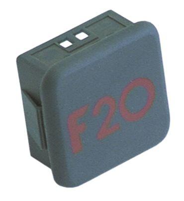 Blindkappe F20