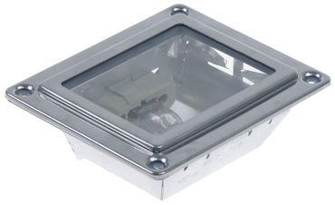 Whirlpool Backofenlampe komplett Breite 55mm Länge 70mm 25W 230V