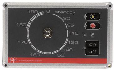 EASY PLUS Tastatureinheit passend für FRIFRI 4 Tasten Länge 93mm