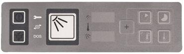 Winterhalter Tastaturfolie für GS502, GS515, GS501 Breite 50mm