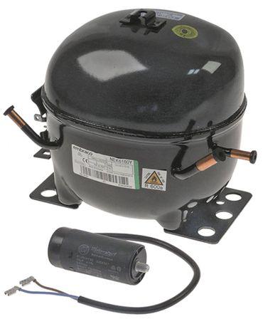 EMBRACO-ASPERA NEK6160Y Kompressor HBP 50Hz 10,6kg Höhe 187mm