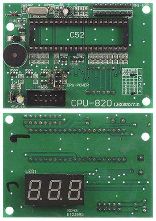 Anzeigeplatine für Vakuumiergerät Breite 55mm Länge 78mm