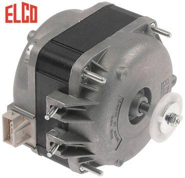 ELCO Lüftermotor 230V 16W 50/60Hz 1300/1550U/min Anschluss Plug