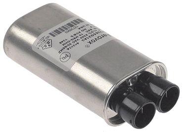 ACP HV-Kondensator N50H2365G21A3 für Mikrowelle DEC21E2, DEC18E2
