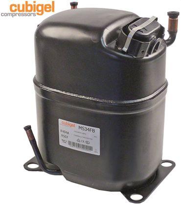 Electrolux Kompressor MS34FB für 728478, 728104, 728100 50Hz 1 HP