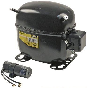 SECOP-DANFOSS SC18CLX.2 Kompressor für Electrolux ALF120, ALF110 LBP