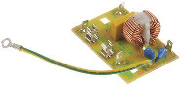ACP Netzfilter MDFLT25A für Mikrowelle RMS510T, RMS510D 50/60Hz 2