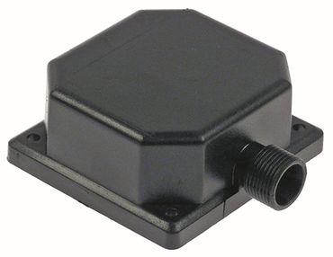 Abdeckung für Klemmdose Pumpe Kunststoff LGB