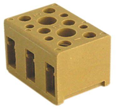 Aristarco Anschlussklemme für PROGRAM25CF, GEMINI-CF 3-polig 400V