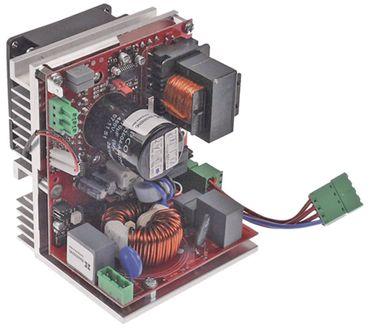 MKN Frequenzumrichter für Heißluftmotoren mit Lüftereinsatz