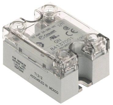 CROUZET Leistungshalbleiter Breite 49mm Länge 58mm 1 -phasig 10A