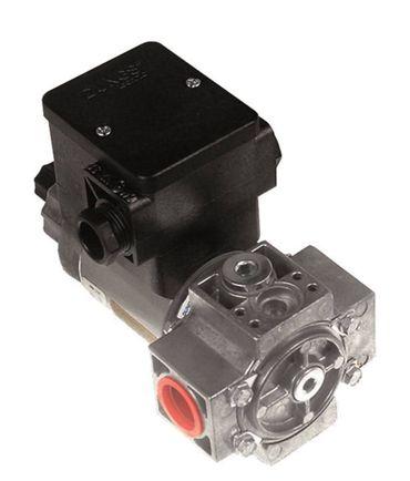 "DUNGS Magnetventil 230V AC Anschluss 1"" Länge 76mm"