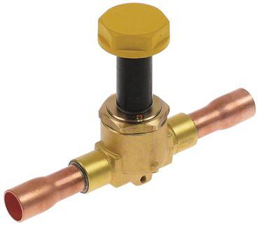 CASTEL /4S Magnetventilkörper für Kältetechnik Anschluss ODS NC