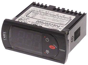 CAREL PJEZC0P000 Elektronikregler Anzeige 2½-stellig NTC NTC 3 AC