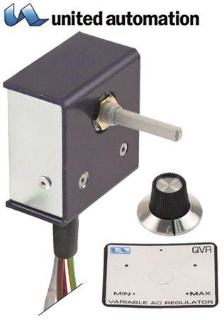 Energieregler für Quartzlampe A11203E Achse 5,6x6,4x30mm rechts