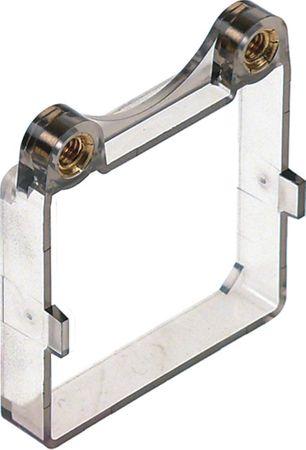 Adapter passend für Finder Flanschbefestigung Relais Serie 62.