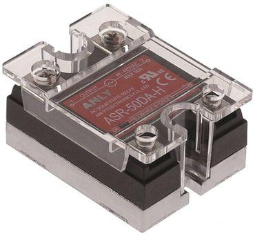 ANLY ASR-50DA-H Leistungshalbleiter Schraubanschluss Breite 43mm