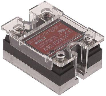 ANLY ASR-75DA-H Leistungshalbleiter Schraubanschluss Breite 43mm