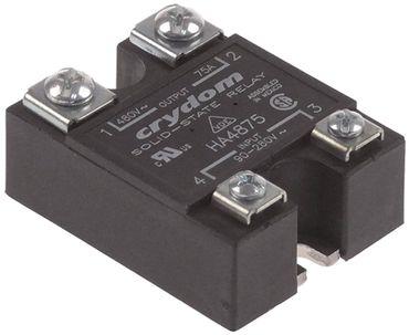 CRYDOM Leistungshalbleiter Länge 58,4mm 75A Breite 45,7mm