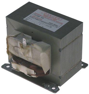 HV-Transformator DPC102103 Anschluss Flachstecker 50Hz