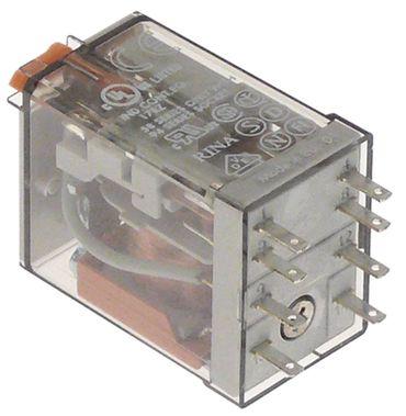 FINDER 55.32.8.024.0040 Leistungsrelais Anschluss F2 2CO 10A 24VAC