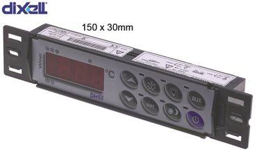 DIXELL Tastatureinheit Einbautiefe 23mm Einbaumaß 150x30mm IP65
