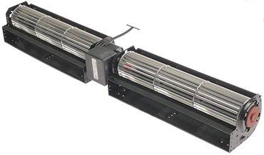 COPREL TFD Querstromlüfter Anschluss Kabel 1600mm 30mm ø 60mm
