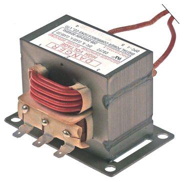 HV-Transformator für Mikrowellen primär 200-208/240V 50/60Hz V