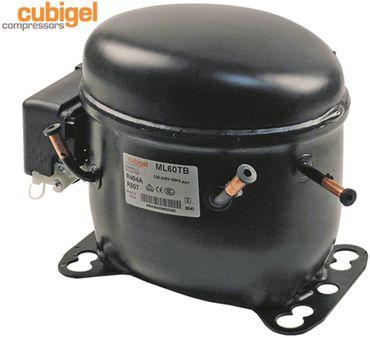 Cookmax Kompressor ML60TB für Kühltheke 641003, 641002, 641004