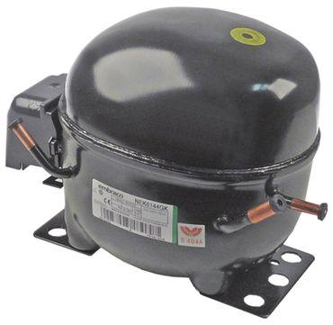 Cookmax Kompressor NEK6144GK vollhermetisch 50Hz 10kg Höhe 190mm