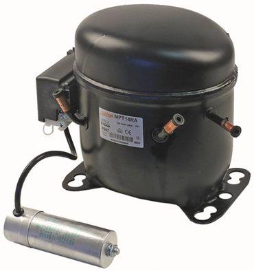 Cookmax Kompressor MPT14RA für Kühltheke 641017, 641013, 644007