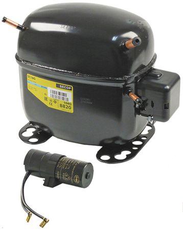 DANFOSS by SECOP SC18G Kompressor für Fagor AFP-2104, AFP-2105