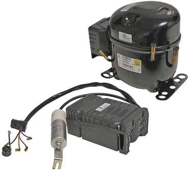 TECUMSEH (L'Unite) AE4470Z Kompressor für ITV Quasar-130CA, NG80W CSR