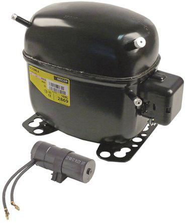 DANFOSS/SECOP Kompressor SC15MLX vollhermetisch 50Hz 14kg 3/4 HP