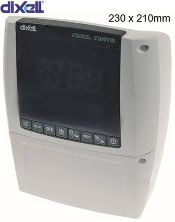 DIXELL XLR170-5N1C2 Kühlzellenregler Anzeige 2½-stellig NTC NTC