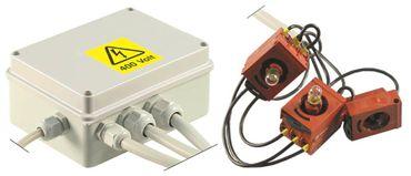 Alimacchine Elektronikbox für Teigknetmaschine NT20, NT30, NT40