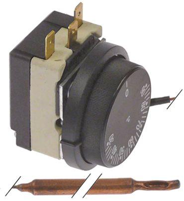 Cookmax Anlegethermostat Achse 6x4,6x16mm unten 1x67mm 1CO 70mm
