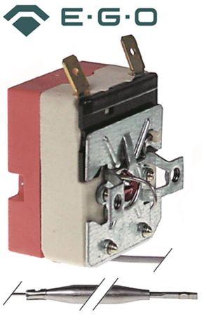 EGO Sicherheitsthermostat 275°C 1-polig Fühler 6x79mm 1NO 16A