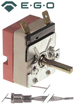 Ambassade Thermostat für CE1051VTR, CME416FR Achse ø 6x4,6mm 1NO
