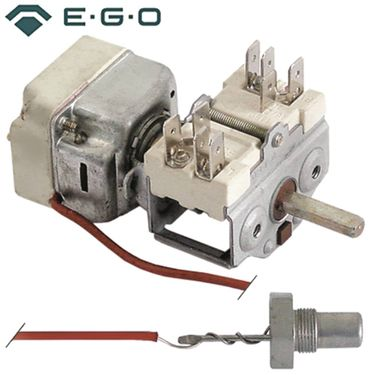 Angelo-Po Thermostat für Fritteuse 030FE, 70FE, 70FES 1-polig 1NO