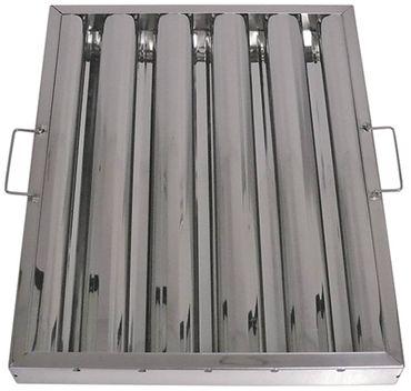AISI Flammschutzfilter Breite 395mm Größe Zoll Höhe 495mm